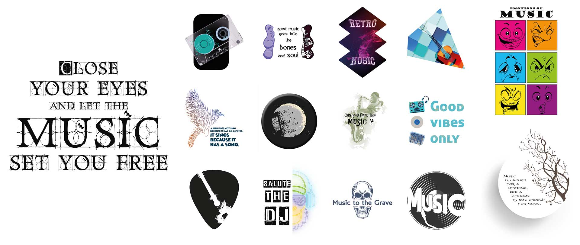 T-Shirt-designs-und-Illustrationen