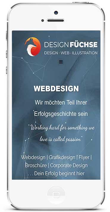 Webdesign-Designfuechse-Web-responsive