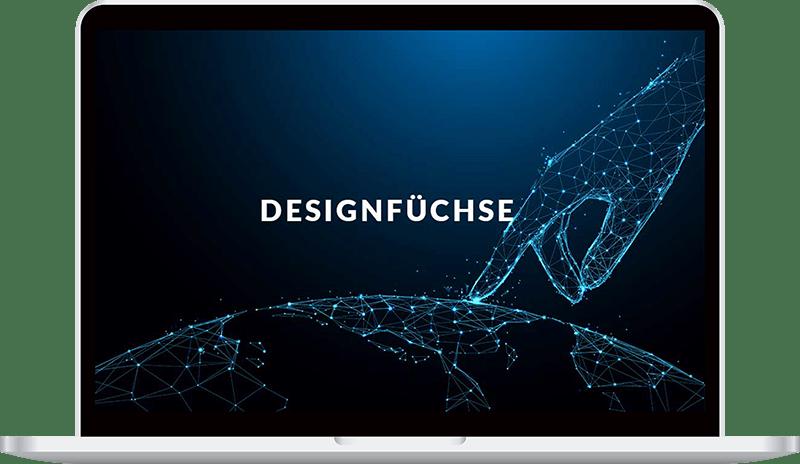 Grafik-Web-Illustrationen-Designfuechse