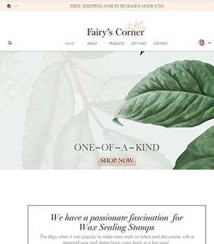 website FAIRYS 310